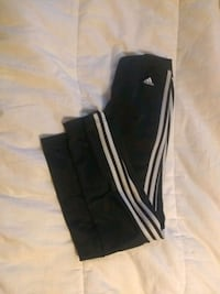 Black and white adidas track pants Las Vegas, 89129