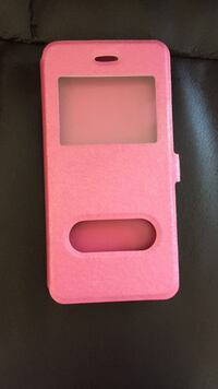 Very cute Pink iPhone 6/6S Smart case or cover