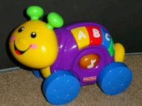Fisher-Price Laugh & Learn Roll-Along Snail Westminster, 80031