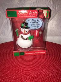 Funny christmas ornament 26 mi