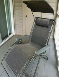 Zero Gravity Chair w/ canopy, cup holder, pillow  Gaithersburg, 20879