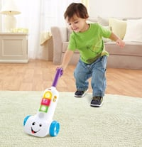 Fisher-Price Laugh & Learn Smart Stages Vacuum Vancouver, 98660