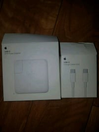 Apple USB-C 61W Charger & 2m Cable
