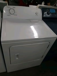 NEW OPEN BOX ROPER ELECTRIC DRYER 1 YEAR MANUFACTURED WARRANTY
