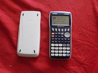 Casio graphing calculator. Norwalk