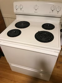 Electric stove top Lowell, 01852