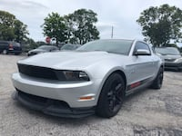 2011 Ford Mustang GT Premium Roush Supercharged 2 Door Coupe Plantation, 33317