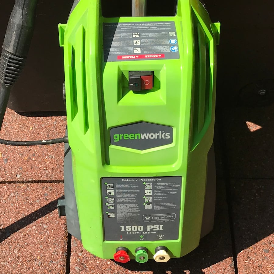 Power Washer 132bf8a2-ccb0-4aae-aa69-eb9330df5863