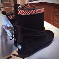 Tom's Ladies Boots Size 8 New Never worn Calgary, T3A 2J2
