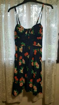 Small Floral Summer Dress