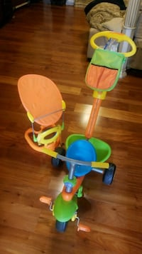 Smart Trike toddlers tricycle Clearwater, 33765