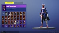 Fortnite skins Mc Lean, 22101