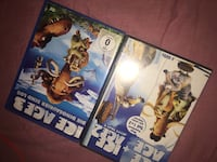 DVDs ICE AGE 6642 km