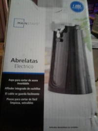 Mainstays Electric Can Opener