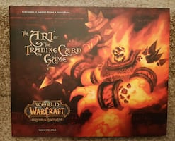 World Of Warcraft: The Art Of The Trading Card Game Vol. 1 - HC Book E