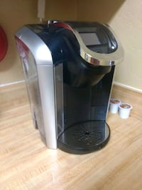 black and gray Keurig coffeemaker Binghamton, 13905