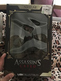 black Assassin's Creed Aguilar toy box Burnaby