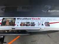 Weather Tech Pet Barrier Wexford, 15090