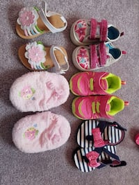 children's five pairs of shoes and sandals Diamond, 44412