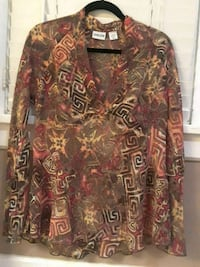 Blouse perfect for the fall Los Angeles, 90041