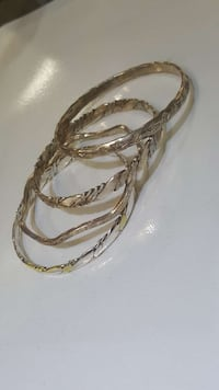 Silver bangles $15/ea. Mayfield Heights, 44124