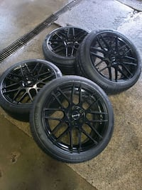 Fast Rim's with Tire for sale!