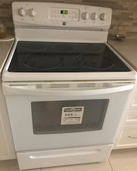 Used Kenmore Range/Oven