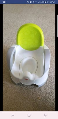 white and green potty trainer screenshot Alexandria, 22304