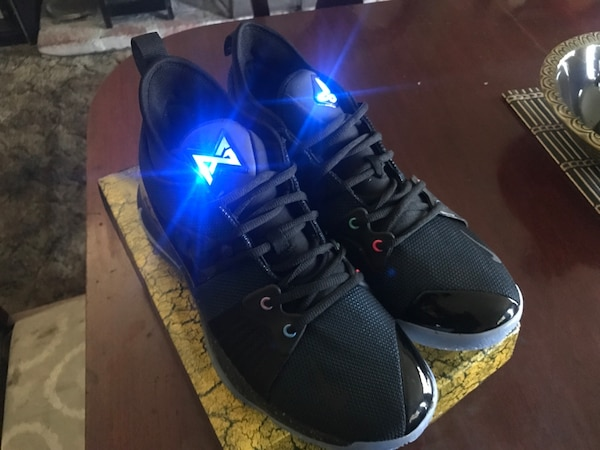 0d9cb43b7ae6 Used PG2 PlayStation shoes sz 11 for sale in San Leandro - letgo