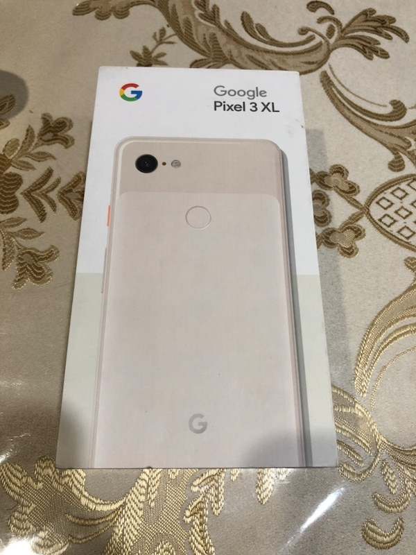 For sale google pixel 3 XL 128GB factory unlocked sealed new you can use it  for any carrier AT&T T-Mobile MetroPCS