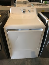 White front-load clothes dryer Brownsville, 78520