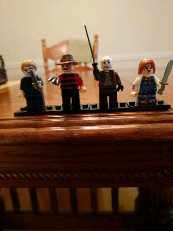 CUSTOME LEGO HORROR FIGURES