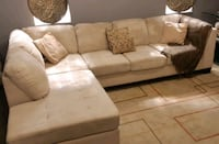 Large beige Sectional Sofa Mississauga, L4Y 1P2