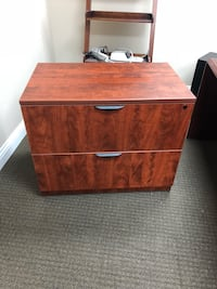 Wood Legal Size Filing Cabinet  Las Vegas, 89103