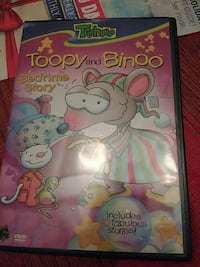 Toopy and binoo dvd
