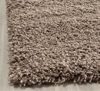 8'X10' Plush Shag Brown Rug (Barely Used) Original Price $299 at Wayfair.com Los Angeles, 91326