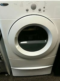 Amana Tandem 7300 front loading dryer Hagerstown, 21740
