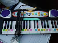 Fisher price I can play piano  Germantown, 20874