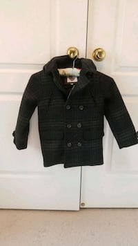 Wool coat jacadi for boy 4y Oakville, L6H 6L3