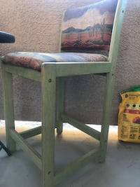 Western dining chairs (2)