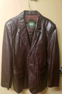 Brown Leather Jacket - Vintage  Alexandria, 22312