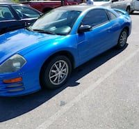 2002 Mitsubishi Eclipse Project Car As Is Las Vegas