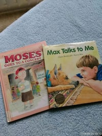 (2) *Brand New* Older Kids Books