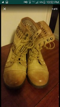 Brown boots Hickory, 28601