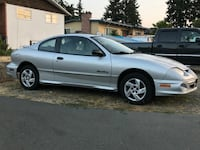 Silver Pontiac Sunfire very clean no issues great daily driver. New clutch Colwood