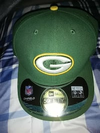 59/50 Greenway packers fitted cap Pearl, 39208