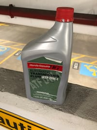 Transmission fluid oil ATF WD-1 Rockville, 20850