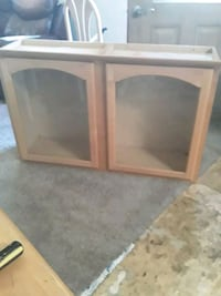 Cabinet with glass doors Fayetteville, 28306