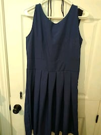 Blue sleeveless dress Wichita, 67208