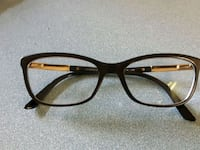 black and brown framed eyeglasses St. Catharines, L2S 3A1